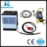 Anti-explosion mobile mini fuel dispenser , LCD display fuel dispenser