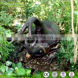 Drop Shipping Artificial Insect Animatronic Uang Replica for Theme Park