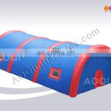 AOQI commercial jumbo inflatable tunnel tent for sale