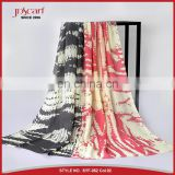 wholesale multiple colors 100% polyester women pashmina scarf and shawl 2016