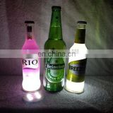 Drinks Promotional Led light Bottle Sticker for bar&events