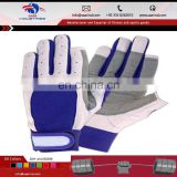 Full Finger Leather Sailing Gloves fishing on board