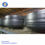 stamping carbon steel Ellipsoidal head oil elliptical dished tank head