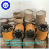 Factory price wireline impregnated diamond core bit for drilling rock stone