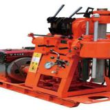 High Efficiency Rock Core Drilling Machine 200 Mm Diameter Diesel Power Type