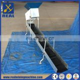 New designed Stream Sluice Gold Sluice Box With Mats For Sale