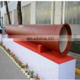 Water Supply Project Black painted k8 ductile iron pipe