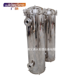 Chemical Industry Commercial Water Filter Housing Stainless Filter Housing