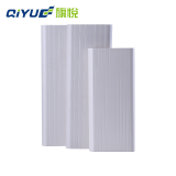 Hot sale plastic duct Flat Ventilation Duct for central ventilation system