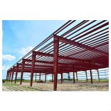 Prefabricated PEB Light Steel Structure Warehouse  Workshop Building