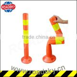 EVA Elastic Delineator Post Road Delineators Traffic Barrier
