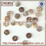 wholesale 100% natural matertial agoya shell troca shell river shell real shell button for garment