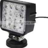 DC 10-30V 48W LED WORK LIGHT BAR/ IP67 FlOOD DRIVING LAMP OFFROAD SUV BOAT UTE