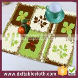 High Quality Wholesale Price Custom Printed Plastic placemat