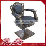 Upscale Royal Style Wholesale Used Stainless Steel Hair Salon Equipment, Vintage Hydraulic Oil Barber Chair Price