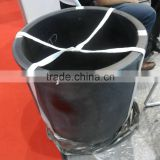 Silicon carbide/clay graphite crucible price                                                                         Quality Choice
