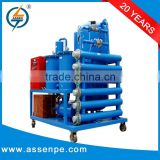 High Performance Double Stage transformer transformer oil filtering machine/oil centrifuge