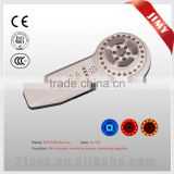 stimulating collagen and elastin cells radio frequency facial machine electrode with led light therapy