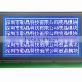 sunlight readable 240x128 dots matrix lcd module display with led backlit ,stn cob lcd display module