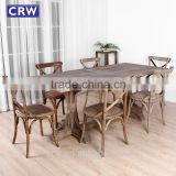 RE-1539-1 Luxury Dining Table and Chair Set Modern Dining Table                                                                         Quality Choice                                                     Most Popular