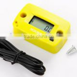 Digital Resettable Engine Running Hour Meter for Outboards Generator Tractor Lawn Mower