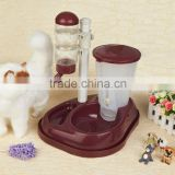 High quality Automatic Pet Drinking Fountain and Water Food feeder