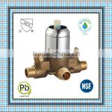 Upc faucet plumbing part --- Shower valve