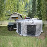 camping tent roof top tent with Car Foxwing Awning for 4x4