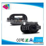 1080P Full HD High Quality Resolution 1.5 inch LCD 120 Degree Wide Angle Lens Car DVR w/ TF Memory Card Up to 32GB C600
