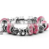 New Charm Fashion Beads Jewelry Bracelets as Promotion Gift                                                                         Quality Choice