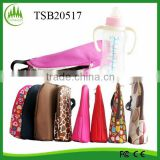 2015 Baby Waterproof Changing Bag Canvas Mummy Bag Tote Handbag Bottle Pod