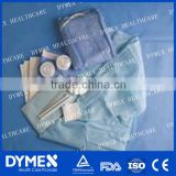 Factory Cheap Price Sterile kits disposable Sterile Surgical Pack/Medical surgical drape packs