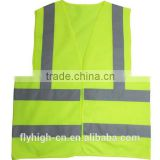 High Quality Logo Printted Traffic Reflective Safety Vest