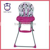 folding feeding table and chair child eat dinner of baby high chair