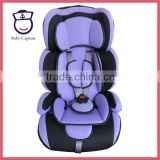 high quality plastic chair isofix with knitted fabric pillow for cover pattern booster cushion infant/kid/baby doll car seat