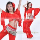 2011 new style belly dance practice costumes