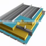 CE Approved prefabricated house Aluminum Magnesium Manganese black corrugated metal roofing sheet