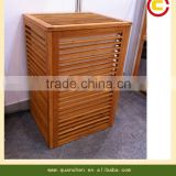 high quality bamboo Laundry Hamper