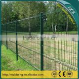 Guangzhou Factory pvc coated safety fence/ security fence/ safety fence for construction site