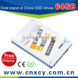 SSD,solid state drive,Ssd driver 64GB SATA ,Read 158.2MB/S, Write 79.2MB/S, 3 years warranty