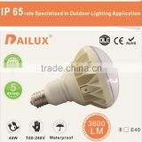 hot new products for 2015 TUV listed IP65 PAR56 lamp e40 led bulb