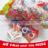 Eyes Marshmallow Filled Fruits Jam Manufacturer Cotton Candy                                                                         Quality Choice