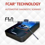 FCAR F3-D professional trucks diagnosis equipment , diagnostic tool heavy trucks engine for Scania , Daf , Hino
