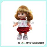 Baby Doll For Fashion Vinyl Baby Toys With Blinking Eyes Talking Toys To Kids For Children