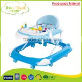 BW-02B food-grade pp material healthy outdoor baby walker parts, big wheel baby walker