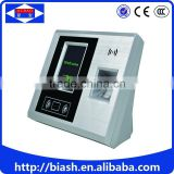 biometric face and fingerprint recognition attendance machine