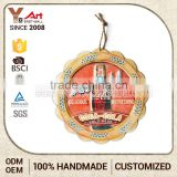 Cost-Effective Oem Production Antique Style Stamped Metal Clip For Hanging Signs