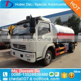 Manufacturer used 5.5 m3 lpg bobtail Road Tankers Truck for sale