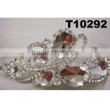 rhinestone crystal beauty pageant crowns & crystal tiaras