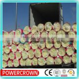 silica sand water resist thermal insulation glass wool insulation manufactures in china
